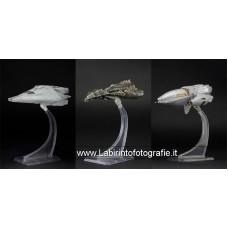 Alien / Predator Cinemachines Series 2 Set of 3 Diecast Spaceship Replicas