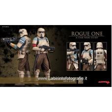 Kotobukiya Star Wars Rogue One Shoretrooper 2-Pack Artfx+ 1/10