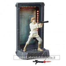 Star Wars Titanium Series Diecast Figures Luke Skywalker