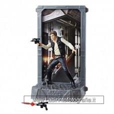 Star Wars Titanium Series Diecast Figures Han Solo