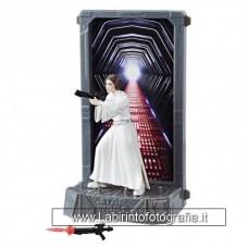 Star Wars Titanium Series Diecast Figures Princess Leia Organa