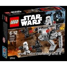 Lego -  Star Wars - Imperial Trooper Battle Pack 75165