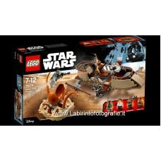 Lego -  Star Wars - Desert Skiff Escape 75174