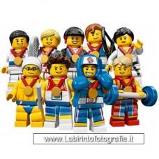 Olimpic Minifigures: Serie Completa