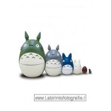 My Neighbor Totoro Russian Dolls 6-pieces