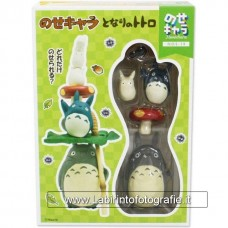My Neighbor Totoro Mini Figures 17-Pack Collective Edition 3 - 7 cm