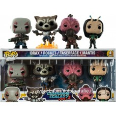 FUNKO POP GUARDIANS OF THE GALAXY 2 4 PACK 1