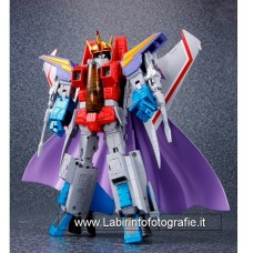 MP-11 Starscream Anime Color With Coronation Set + Coin