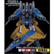 MP-11ND Dirge Takaratomy Exclusive