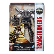 Transformers The Last Knight Premier Edition Voyager Action Figures 15 cm Grimlock