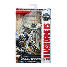 Transformers The Last Knight Premier Edition Deluxe Action Figures 14 cm Steelbane