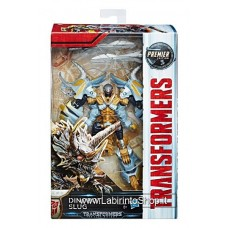 Transformers The Last Knight Premier Edition Deluxe Action Figures 14 cm Dinobot Slug