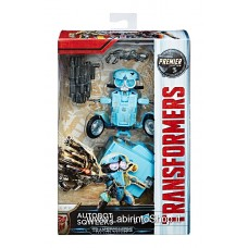 Transformers The Last Knight Premier Edition Deluxe Action Figures 14 cm Autobot Sqweeks