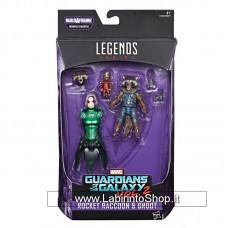 Marvel Legends Series Action Figures 15 cm Guardians of the Galaxy Rocket Raccon And Groot