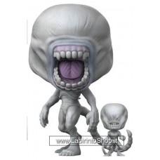 Alien Covenant POP! Movies Vinyl Figure Neomorph & Toddler 9 cm