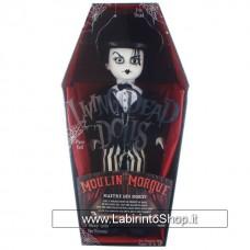 Living Dead Dolls Series 33 Moulin Morgue Maitre Des Morts