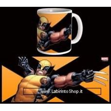 Marvel X-man Wolverine Mug