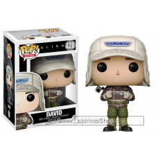 Alien Covenant POP! Movies Vinyl Figure David