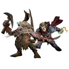World of Warcraft Series 8 Gnome Rogue vs. Kobold