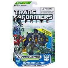Transformers Prime Cyberverse Commander dreadwing