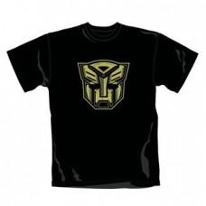 Transformers - Autobot Shield Gold - T-Shirt