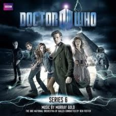 Doctor Who Series 6 2 CD Set Soundtrack