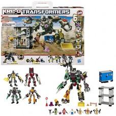 Kre-o Transformers Destruction Site Devastator