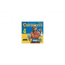 La Miniera: Carcassonne - mini espansione 4 ITA