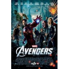 The Avenger DVD