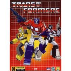TRANSFORMERS STAGIONE 1 BOX 1 (2 DVD)