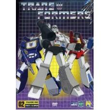 TRANSFORMERS STAGIONE 1 BOX 2 (2 DVD)