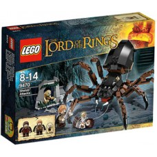 Lego Lord of the Rings Shelob Attacks L'Attacco di Shelob
