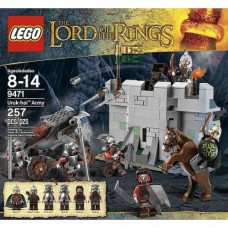 LEGO - LORD OF THE RINGS - L'ESERCITO DI URUK-HAI