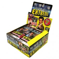 Doctor Who Monster Invasion Extreme card