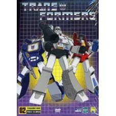 Transformers - Stagione 1 - Parte Seconda