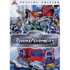 TRANSFORMERS ROBOTS IN DISGUISE VOLUME 01 (EPS 01-04)