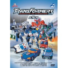 Transformers Robots In Disguise - Il Film