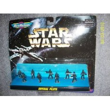 STAR WARS Micro Machines Set - IMPERIAL PILOTS