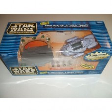 Star Wars Micro Machines TPM Episode 1 Theed Palace Set