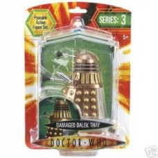 "Doctor Who 5"" Series 3 Damaged Dalek Thay Action Figure"