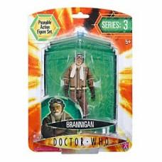 "Doctor Who 5"" Brannigan Action Figure"