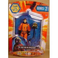 Doctor Dr Who David Tennant 10th Space Suit