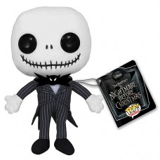 Nightmare Before Christmas Jack Skellington Pop! Plush