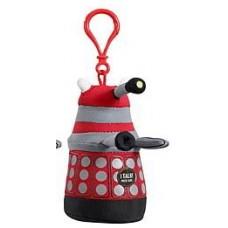 Doctor Who Mini Talking Plush RED DALEK