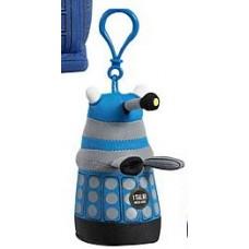 Doctor Who Mini Talking Plush BLUE DALEK