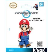 KNEX Mario Kart Nintendo WII Mario Building Set Mini Figure