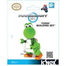 Mario Kart Wii Minifigure Yoshi Building Set K'nex