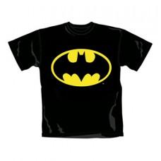 Batman logo t-shirt manica lunga