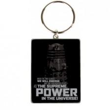 Dr Who (Dalek) Metal Keyring