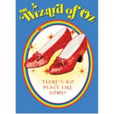 Metal Magnet - Wizard of Oz (There's No Place Like Home)